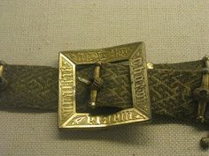 Eric of Pomerania's (1381/82-1459) Belt see Nesat X