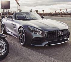 Mercedes-AMG GT Roadster #mercedes #mercedesamg #amggt #mercedesroadster #cars #sportcars #supercars #mydriftfun