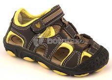Zvětšit Detské sandále 5336A DK Brovn