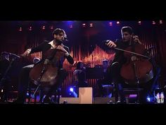2CELLOS - Bach Double Violin Concerto in D minor (3rd movement) I WANNA GO TO A CONCERT!!!!