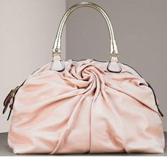valentino handbag - cute rouched detail