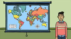 Flocabulary - Become a Map-Maker and Explorer. Use this lesson plan to commemorate Magellan's arrival at the Pacific Ocean in November of 1520. It can be used to celebrate Geography Awareness Week or to build map skills all year long.