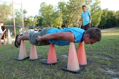 cone planking Planking, Park, Parks