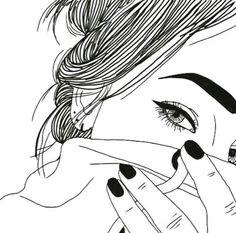 drawings tumblr hipster - Pesquisa Google                                                                                                                                                                                 More