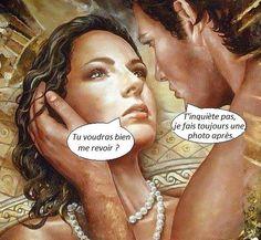 La misère ne fait jamais l' amour sans argent...