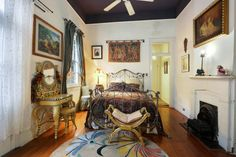 Tour a Charming French Quarter Home in New Orleans, La. | 2016 | HGTV >> http://www.hgtv.com/design/ultimate-house-hunt/2016/living-large-in-small-spaces/living-large-in-small-spaces-french-quarter-stunner-in-new-orleans-la?soc=pinterest