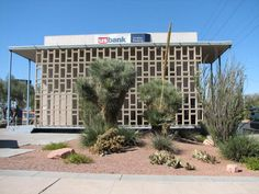 mid century sunscreen | Mid Century Modern Commercial Buildings