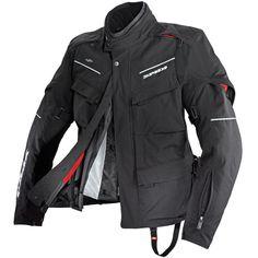 Spidi Venture H2OUT Textile Jacket - Black