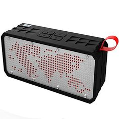 Generic Bluetooth Portable Wireless Bluetooth Speakers BlackRed >>> You can get additional details at the affiliate link Amazon.com.