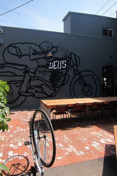 Deus Ex Machina: Patio