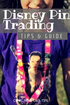 Ready to trade pins at Disney? We have tips for you!
