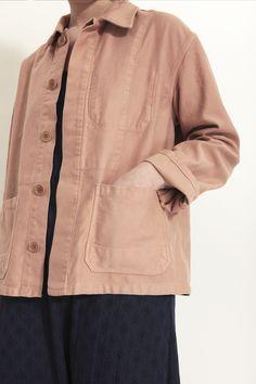 CARON CALLAHAN, Krasner Jacket, Peach  