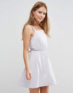 9 Short Bridesmaid Dresses Under $100 via Brit   Co