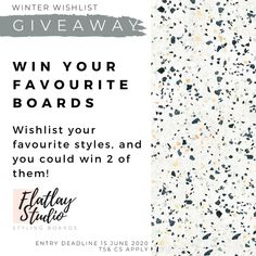 Brrrr ❄️ baby, it's cold outside! Here are some Fri-YAY feels with our weekend Giveaway competition! • Win two boards in our WINTER WISHLIST GIVEAWAY.  You can win two of your favourite boards! Simply save your favourite items from our Winter Collection and other collections to your wishlist and stand a chance to win. • To unlock the Wishlist function, simply log in/ or create a profile on our website, then browse our products, and save your fave items to your wishlist. • Swipe right for… Winter Collection, Your Favorite, Giveaway, Competition, Feels, Boards, How To Apply, Profile, Cold