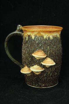 Mushroom Mug #original #gift #mug