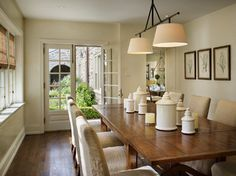Light Kitchen Table Macy Sets 10 Best Lighting Ideas Images Glamorous Dining Room For Your Lovely Classic Rustic Style Idea Integrating Couple Of Lamp With Shades To