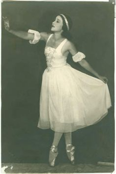 Galina Ulanova. ✯ Ballet beautie, sur les pointes ! ✯