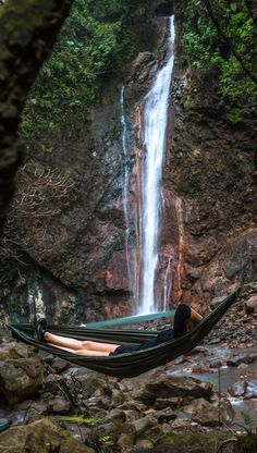 Relax Over The Holidays At Catarata Tesoro Escondido Waterfall Visitcostarica Places Of
