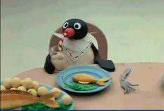 Pingu - a beautiful show for small children