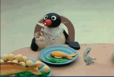 Pingu - a beautiful show for small children