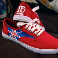 One Direction Sneakers