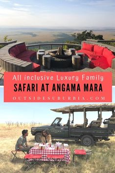 Perfect for the first time Safari goers and ideal for luxury lovers, here is a look at the All Inclusive and Exculsive Luxury Family Safari at Angama Mara in Kenya. Kenya Travel, Africa Travel, Morocco Travel, Italy Travel, Travel Couple, Family Travel, Family Vacations, Travel Guides, Travel Tips