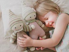 DIY Cuddly Baby Crochet Pattern | 101 Crochet