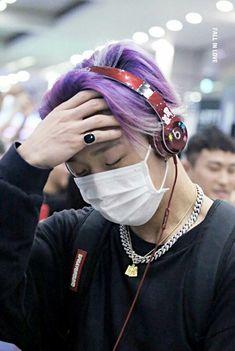my purple boy💜