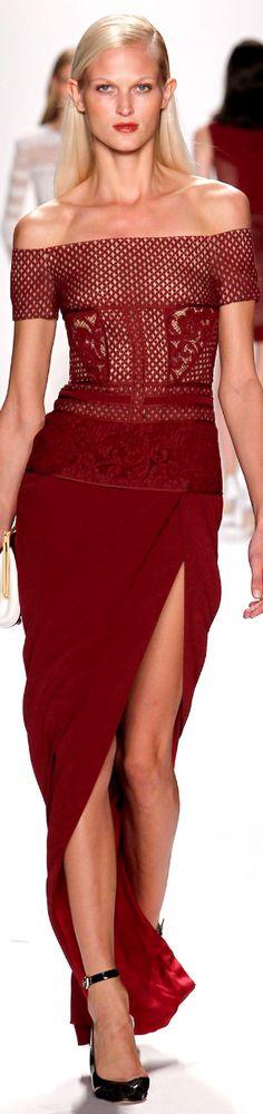 Join us @ Ourfamilytime.net J. MENDEL ● Spring 2014 - red dress