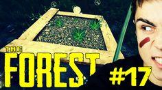 OGRÓD I ZDOBNIKI! - The Forest #17
