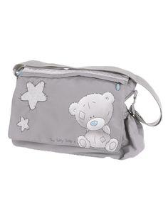 Tiny Tatty Teddy Changing Bag - Grey Very.co.uk