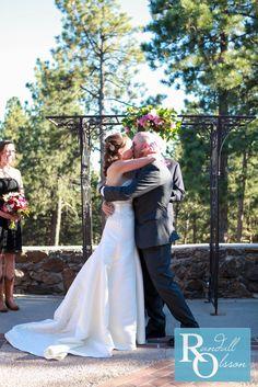 Photo: Randall Olsson Photography Location: Boettcher Mansion  Colorado wedding venue