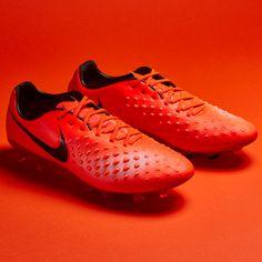 Nike Magista Opus II FG - Total Crimson Black University Red c39649f36