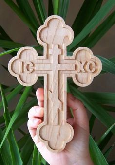 Wooden Crosses, Wall Crosses, Wood Carving Patterns, Carving Designs, Cnc Projects, Projects To Try, Leather Working Patterns, Antique Woodworking Tools, Trash Polka