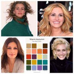 dd40b03fc4 Évszakelmélet 3. rész – az Ősz típus tulajdonságai és előnyös színei |  Colorfullife-Style