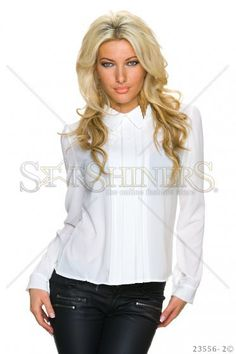 Selected White Blouse