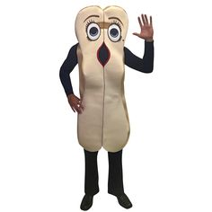 Sausage Party Movie - Brenda Bun Adult Costume