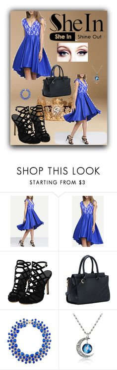 """""""SheIn I/6"""" by m-sisic ❤ liked on Polyvore featuring Posh Girl"""