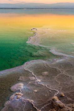 Amazing Sunrise, Dead Sea   ©Jacki Soikis  (Israel)