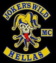 JOKERS WILD. HELLAS. MC