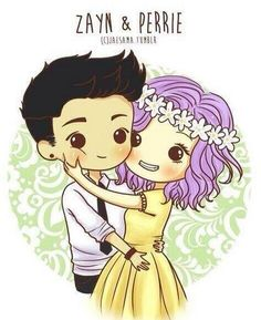 So happy that zayn and Perrie r getting married! R mixers and directioners like in laws now or?.....