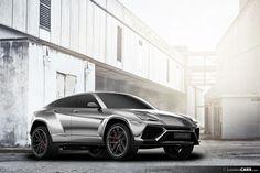 Lamborghini Urus The First In Brand's Electrified Future
