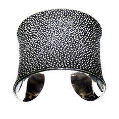 Fab.com | Signature Cuff Metallic Silver