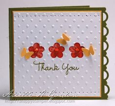Snappy Stampin' w/ Arielle: TRIO FLOWERs / CTD #104 & FTL #102...