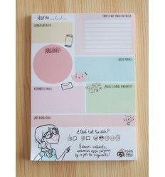 Planificador diario - Combinado