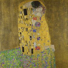 Even though you might not have his name on the tip of your tongue like Van Gogh or Monet, you know a Gustav Klimt painting when you see one. His gold leaf