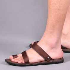 72106f48fa9 Summer new men cozy breather wearable Vietnamese shoe thong sandals Korean  fashion casual men shoes Roman flat sandals.-inMen s Sandals from Shoes on  ...