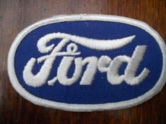 Fort iron on patch by Silly67 on Etsy, €4.00