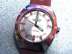 JUNGHANS OLYMPIC 70er Jahre Kal. 620.02 Die Uhr hat Tragespuren. Durchmesser der Uhr ohne Krone 3,6 cm Werk Kal. 620.02 Handaufzug läuft sehr genau. $120.00