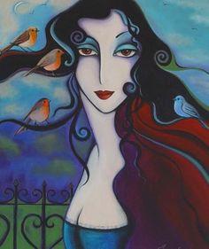 DSC09454.jpg (Painting),  50x60 cm by Yasemin Karabenli